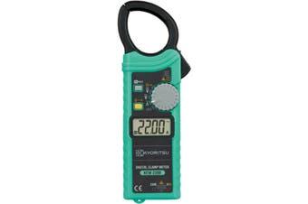 2200 KYORITSU Ultra Slim Clamp Multimeter 1000Amp Ac Kyoritsu  1000A Ac Clamp Meter  ULTRA SLIM CLAMP MULTIMETER