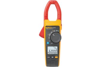 374FC FLUKE 600A Trms Ac/DC Clamp Meter With Fluke Connect  Connect Your Meter To Your Smartphone With Fluke Connect Measurements  600A TRMS AC/DC CLAMP METER