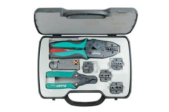 6PK330K PROSKIT Coaxial Crimp Tool Kit Pk4017 Replacement 6Pk-330K  Crimping Tool  COAXIAL CRIMP TOOL KIT