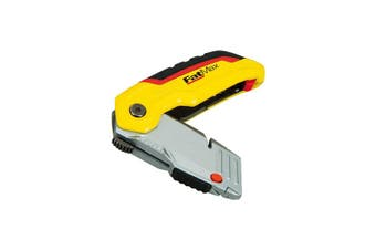 10-825 STANLEY Fatmax Retractable Knife Stanley  Folding Lockback Design Fits Easily In Pocket  FATMAX RETRACTABLE KNIFE