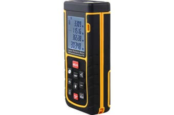 NF270 DOSS 70M Laser Distance Meter   Measurement To 70M With Accuracy of 3 mm  70M LASER DISTANCE METER