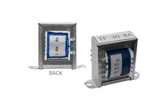LT30W DOSS 30W 100V Line Transformer 5W 10W 20W 30W PA 8 Ohm  5W / 10W / 20W / 30W Tappings  30W 100V LINE TRANSFORMER