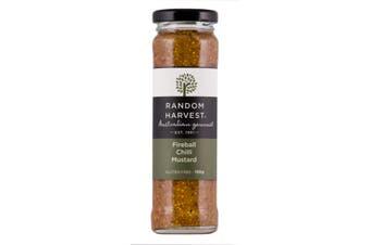 Fireball Chilli Mustard 150g