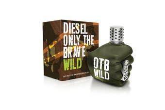 Only The Brave Wild by Diesel 75ml EDT Spray