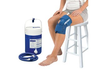 Aircast Knee Cryo Cuff With Cooler