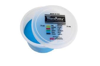 1 Tub x Cando Theraputty 85g /3oz ( Firm ) - Blue