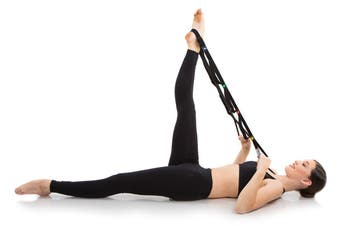 TheraBand Stretch Strap With Multi Loops