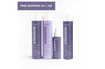 Regrow Extra Shampoo Pack - Women's
