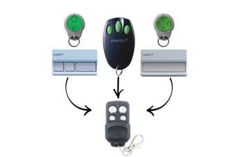 Merlin+ Compatible Remote