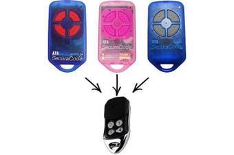 ATA PTX-4 Compatible Remote