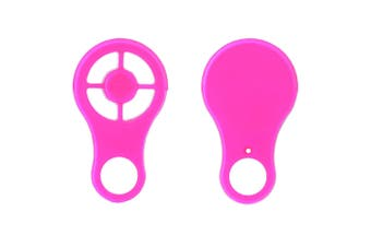 Key Automation/Boss BHT20 Forza 1200 Genuine Pink Remote Case/Shell ONLY