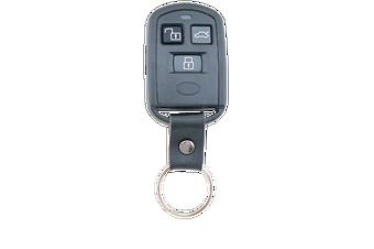 Hyundai Sonata 3 Button Remote Replacement Shell/Case/Enclosure