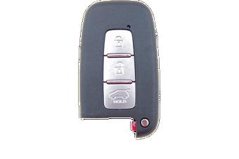 Hyundai 3 Button  Remote/Key