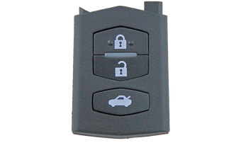 Mazda 3 6 MX-5 Remote Flip Key Replacement Shell/Case/Enclosure