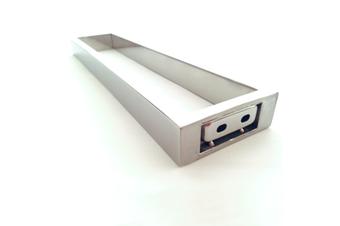 Montangna Stainless Steel Hand Towel Rail - Perpendicular