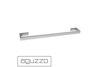 Montangna Stainless Steel Single Towel Rail (750mm) - Brushed Satin