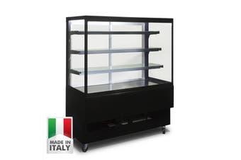 AG 1200MM Black Cake Showcase - Italian Made  AG Equipment