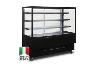 AG 1500MM Black Cake Showcase - Italian Made  AG Equipment