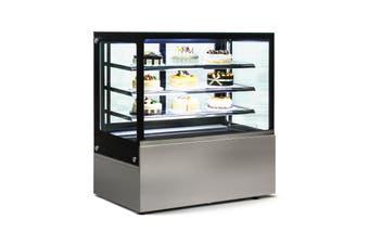 AG Cake Showcase - 4 Layer - 390 Litre - 1200mm  AG Equipment