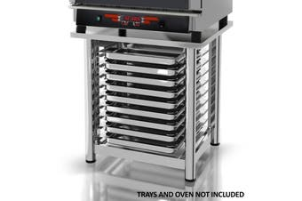 AG Stand for 5 & 10 Tray Commercial Combi Ovens- Italian Made  AG Equipment