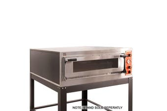 AG Italian Made Commercial 6 Series Electric Single Deck Oven  AG Equipment