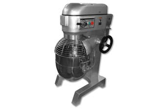 B40KG 40 Litre Gear Drive Three Speed Mixer  Bakermax