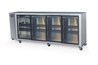 Skope BB780 4 Swing Doors Chiller Remote