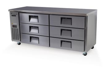 Skope BC180-CS 6 Drawer Under Counter Chiller