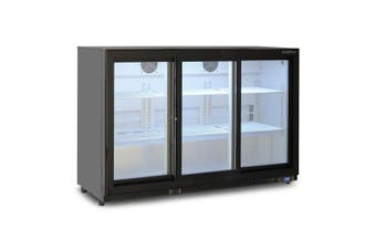 Bromic Back Bar Fridge 307L (Sliding Door) BB0330GDS-NR