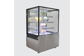 Bromic Ambient Food Display 900mm 417L 4 Tier- FD4T0900A