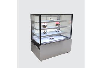 Bromic Cake Display   Cold Food Display 1200mm 542L 4 Tier - FD4T1200C