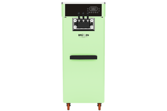 Brullen  i36 Commercial Ice Cream & Frozen Yoghurt Machines - Green