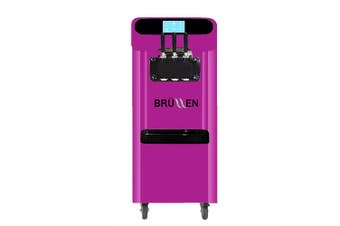 Brullen  i36 Commercial Ice Cream & Frozen Yoghurt Machines - Purple
