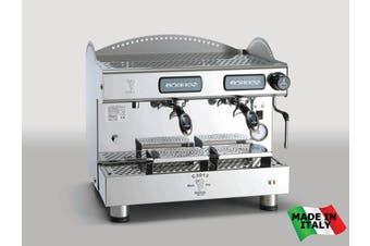 BZC2013S2E Bezzera Compact Espresso Coffee Machine 2 Group