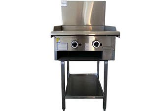 Complete Commercial Cast Iron Hot Plate Griller - 610mm  Complete Commercial Equipment