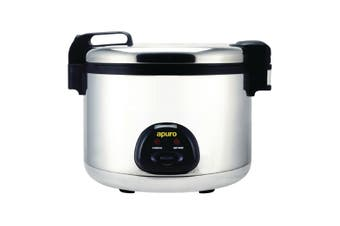 Apuro Large Rice Cooker 20Ltr