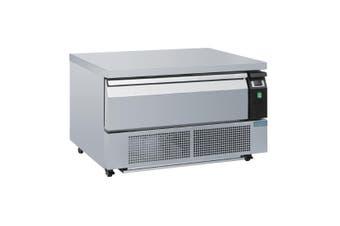 Polar U-Series Single Drawer Counter Fridge Freezer 2xGN