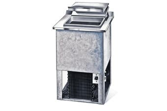 Silver King Drop-In Ice Cream Freezer