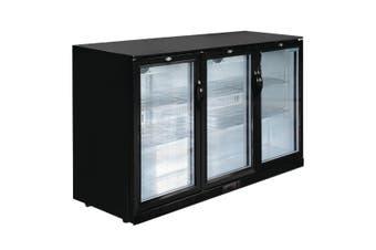Polar G-Series Back Bar Cooler with Hinged Doors 320Ltr