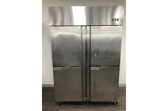 Thermaster Grand Ultra 1200L Two Door Upright Freezer