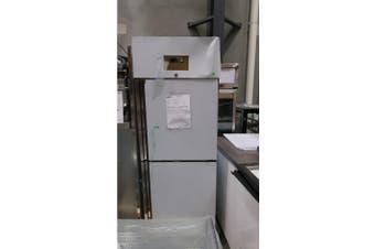 Thermaster Grand Ultra 685L Double 1/2 S/S Door Upright Freezer