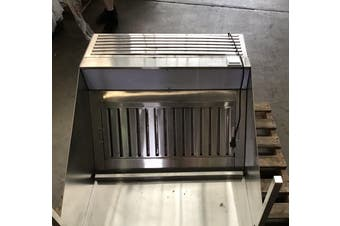 Modular Systems Bench Top Filtered Hood With Triple Filter 1000mmW