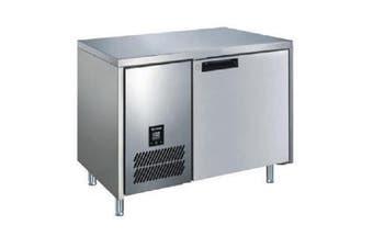Glacian 1 Door Slimline 660 Deep Steel Freezer