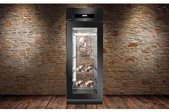 Everlasting Single Door Dry Age Meat Cabinet Panorama