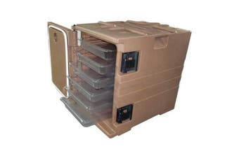IPC90 Insulated Front Loading Food Pan Carrier  F.E.D
