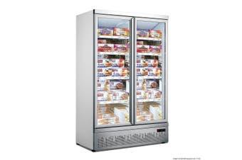 Double Door Supermarket Freezer - LG-1000GBMF  Thermaster