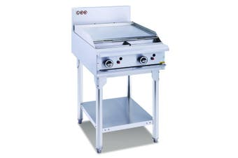 LKK 600Mm Gas Griddle With Legs