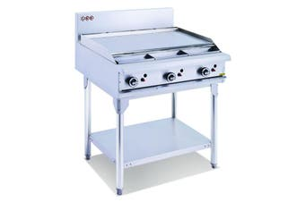LKK 900Mm Gas Griddle With Legs