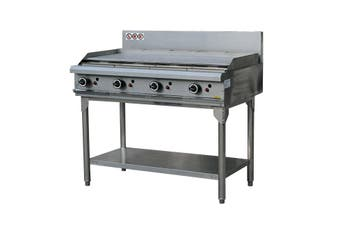 LKK 1200Mm Gas Griddle With Legs
