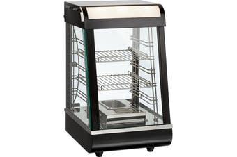 Pie Warmer & Hot Food Display - PW-RT/380/TG  Benchstar